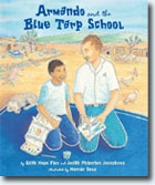 Book Cover - Armando and the Blue Tarp School